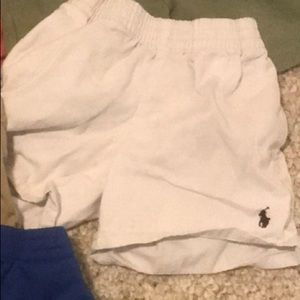 Polo by Ralph Lauren Bottoms - White polo shorts
